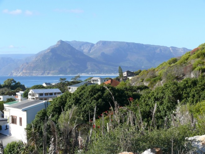 View to Hout Bay
