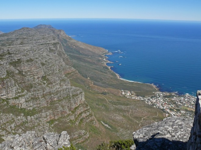 View to Cape Point