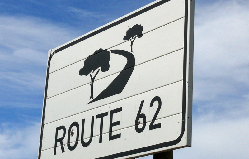 Road Trip: Route 62 – Wine andRoses