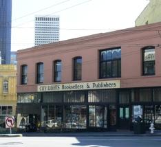 city lights bookshop