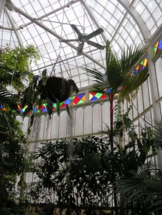 Conservatory in GGP
