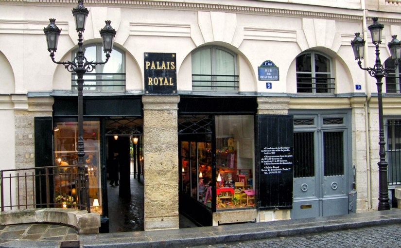 Paris Focus: Walking the Right Bank Passages