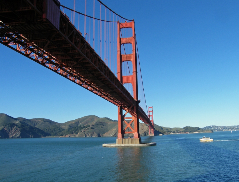 The City of Love: How I left my heart in SanFrancisco