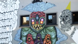 Mission District Mural