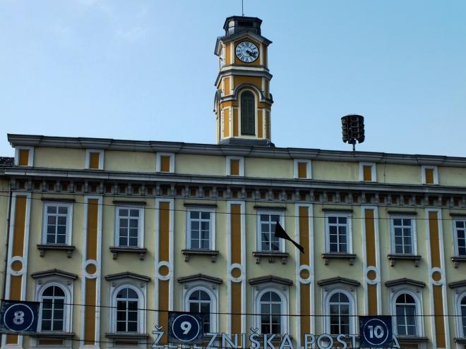 Ljubljana Railway