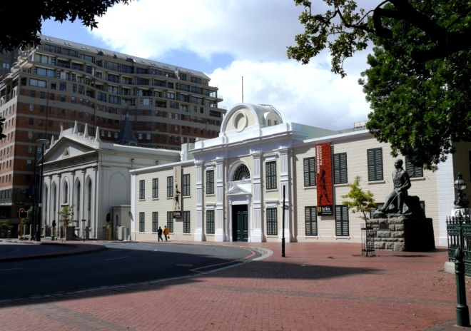 Iziko Slave Lodge - Cultural History Museum
