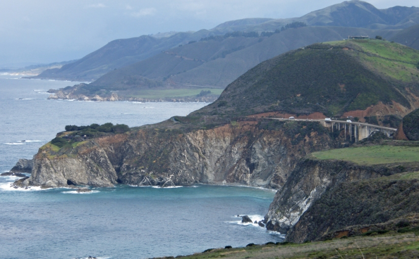 Road Trip: USA California – The Big Sur
