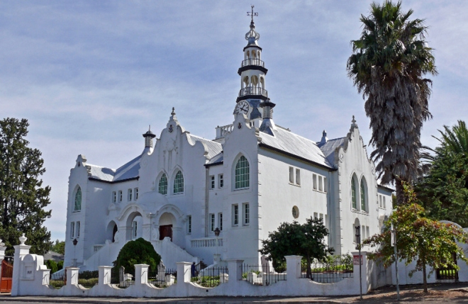Dutch Reformed church Swellendam