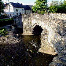 packhorse bridge clun