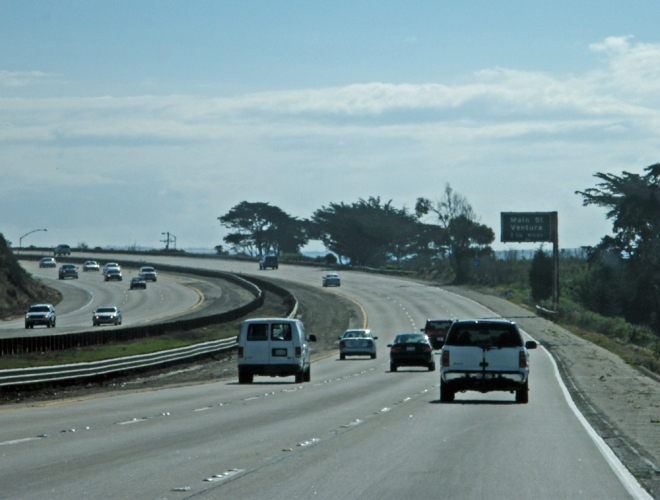 ventura freeway