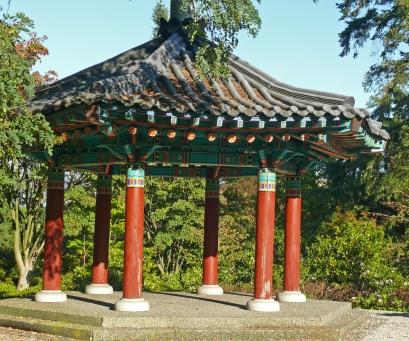 korean pavilion