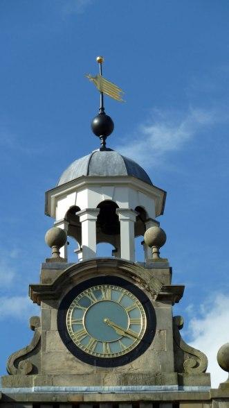 buttercross-clock