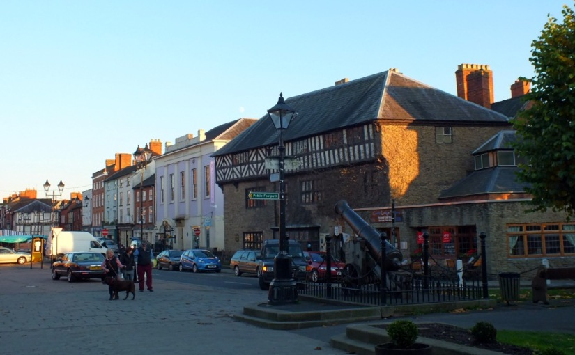 A Ludlow Walkabout