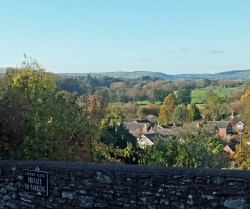 view from the Linney Gate