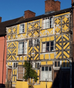yellow house corve street