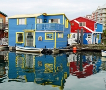 Houseboat - Fisherman's Wharf