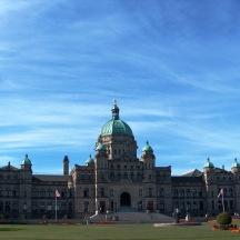 legislative building front