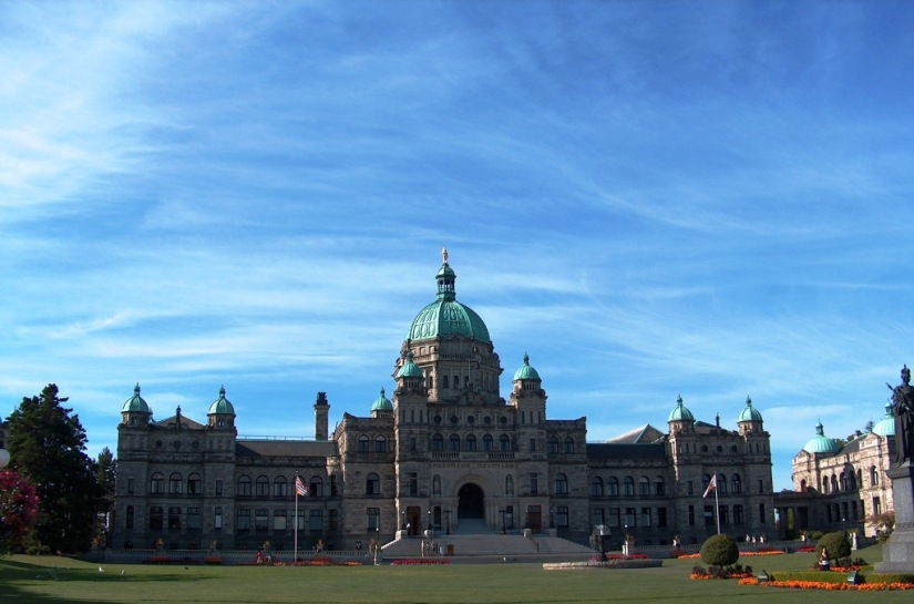 Victoria II: Legislative Building
