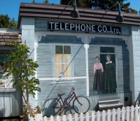 The Telephone Company by Cim MacDonald