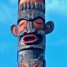 world's largest totem pole