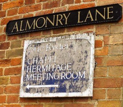 almonry lane
