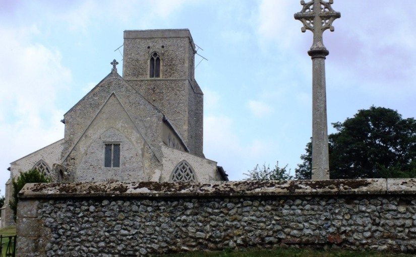North Norfolk Churches: St Peter's of Great Walsingham