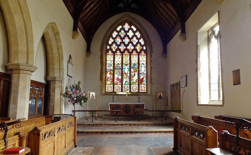 North Norfolk Churches: Hindringham StMartin