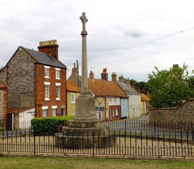 War Memorial and Knight Street
