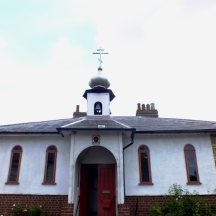 Orthodox Church of St Seraphim