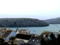 April - Fowey, Cornwall