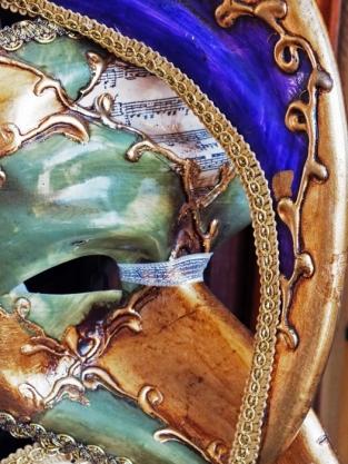 Carnival Bird Mask
