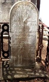 Irish Gravestone