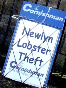 Crime in Cornwall