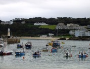 Harbour and Porthminster Beach