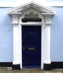 Chapel Street Door
