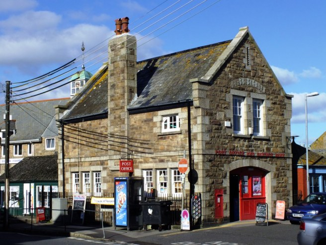 The Post Office Newlyn