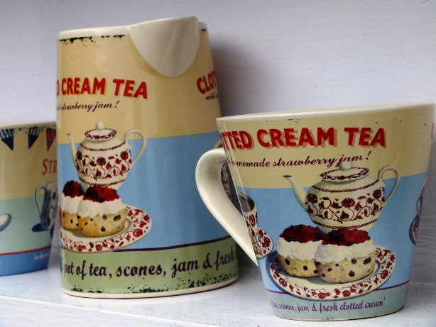 National Cream TeaDay