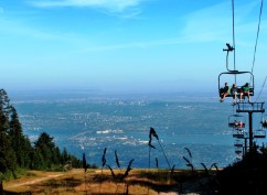 Ski-lift, Vancouver