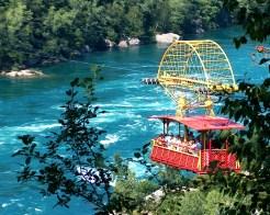 Whirlpool Aero Car, Niagara