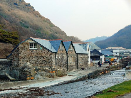 Quayside Cottages