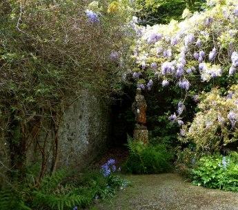 Hartland Abbey Garden