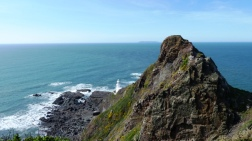 Hartland Point - extreme edge