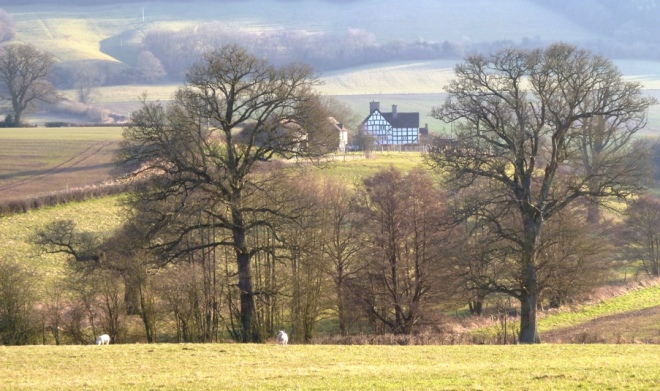 March - Hill Halton Farm