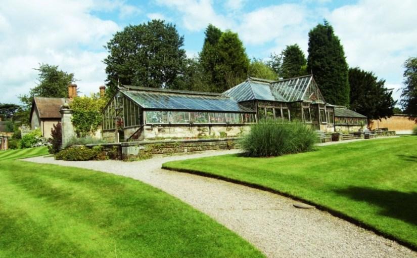 Weston Park Victorian Conservatory