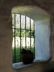 Adobe Walls and Window