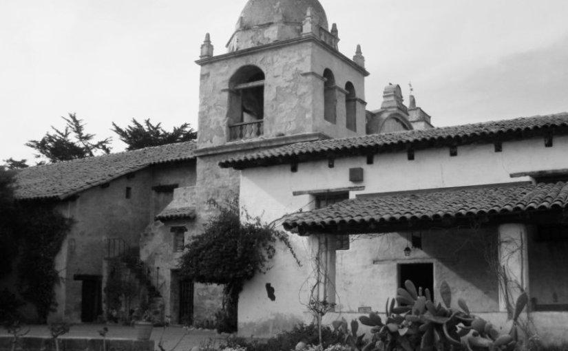 Californian Mission: San Carlos Borroméo(2)