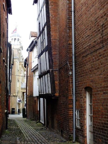 Harp Lane