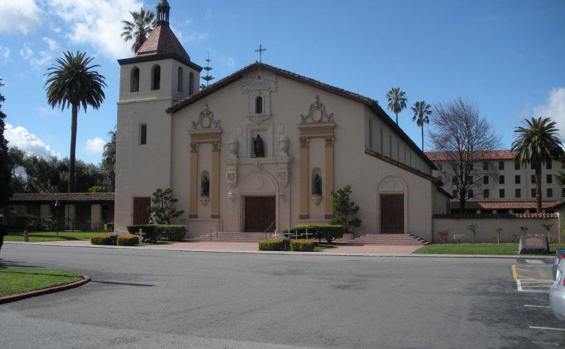 Californian Mission: Santa Clara de Asís(8)