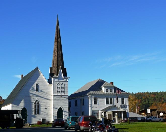 Bath Church and Store 1