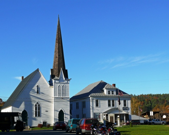 Bath Church and Store 1